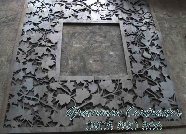 khung-guong-trang-tri-mapple-leaf
