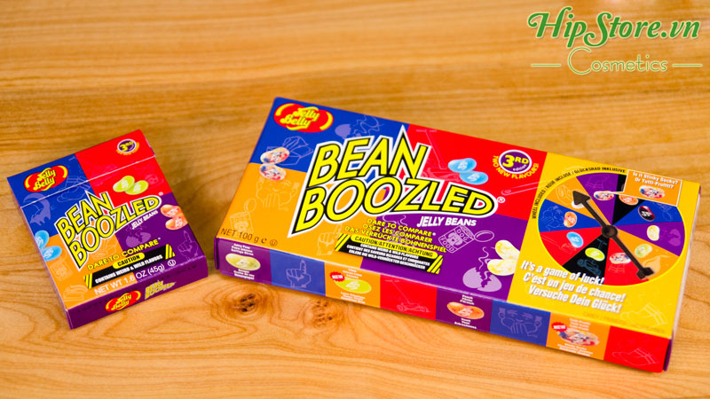 Kẹo thối Bean Boozled