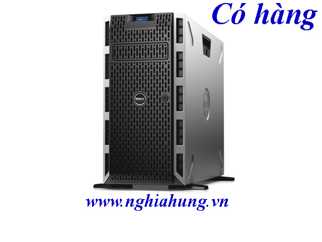 Máy Chủ Dell PowerEdge T430 - CPU E5-2609 v4 / Ram 8GB / Raid H330