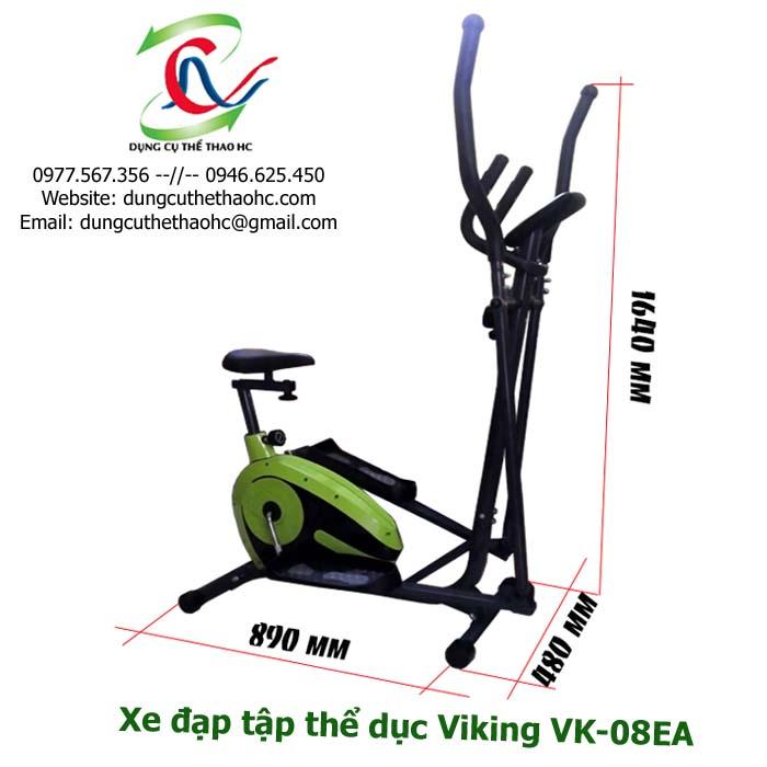 Xe đạp thể dục Viking