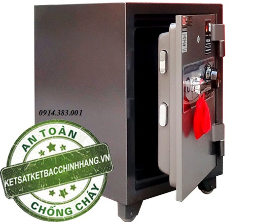 Làm như thế nào chọn lựa được két sắt chống cháy chất lượng