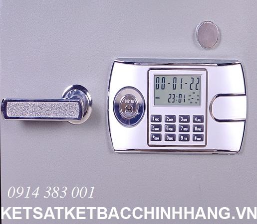 HT Bảo mật két sắt Hàn Quốc cánh đúc PORSCHE KS160 điện tử