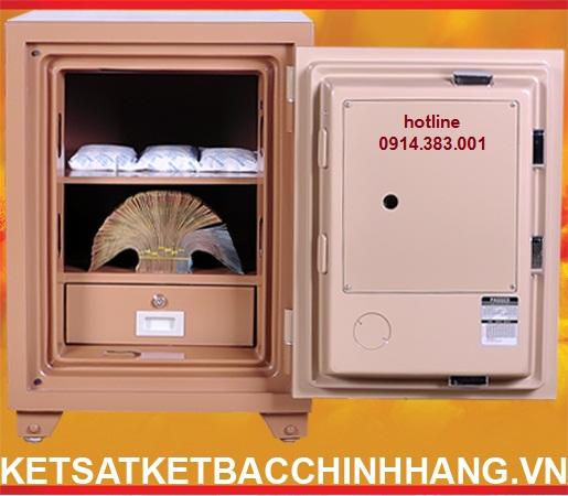 Chốt Két sắt Hàn Quốc xuất khẩu PORSCHE office - safe - KS70 - 2 khóa