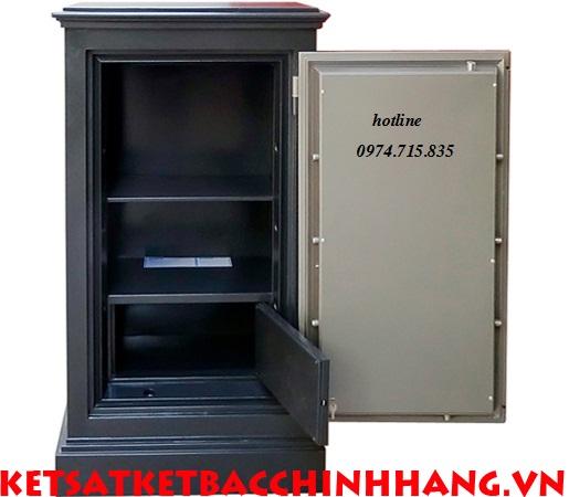 Bên trong Két sắt an toàn KN200 KC - Két sắt chống cháy