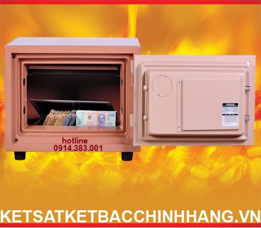 Két sắt xuất khẩu PORSCHE KS80 ngang - 2k đồng đảm bảo an toàn cho tài sản