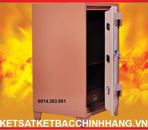 Két sắtchống cháy Genkin korea KS120 - 2K đồng Hàn Quốc