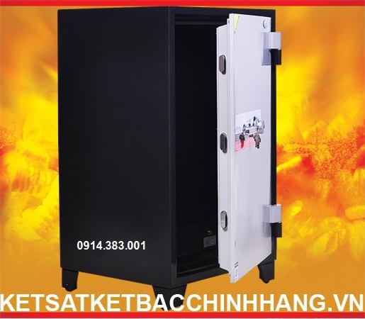 Két sắt Genkin korea  KS120 đổi mã sản xuất trên dây chuyền hiện đại nhẩt châu á