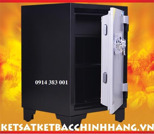 Két Sắt Chống cháy Genkin KCC140 Đổi Mã đảm bảo tiêu chuẩn quốc tế