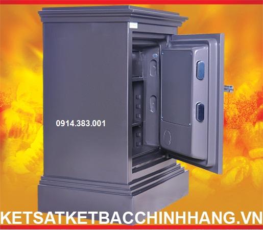 Cánh đúc két sắt chống cháy Porsche KD45 khóa cơ