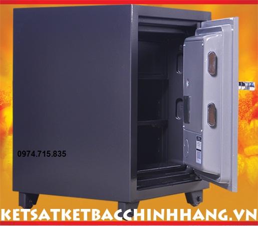 Cánh két Sắt vân tay Genkin Korea KS125