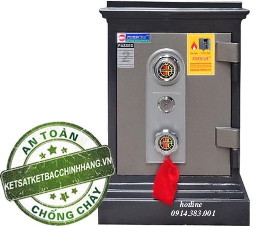 Cách mở két sắt an toàn khóa cơ