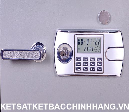 Hệ thống bảo mật két Sắt Hàn Quốc Cánh Đúc KS125 Điện Tử