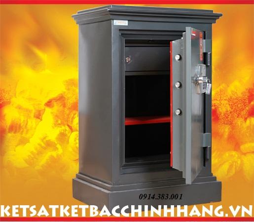 Cánh két sắt an toàn KN45 điện tử - Két sắt két bạc chính hãng