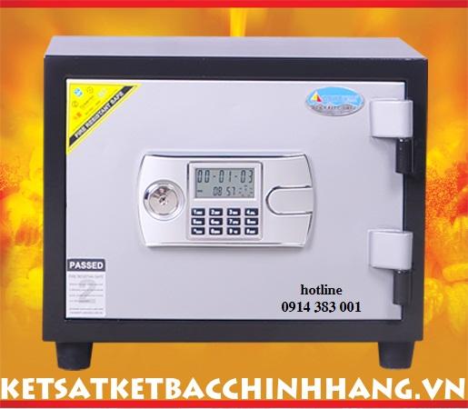 Két Sắt CHống cháy Genkin korea KCC80 điện tử