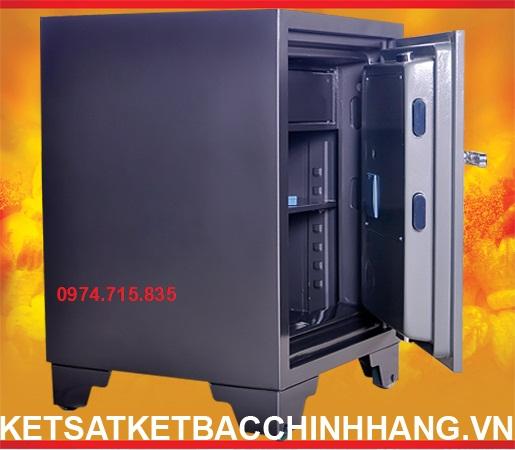 Cánh két sắt Hàn Quốc cánh đúc PORSCHE KS160 điện tử