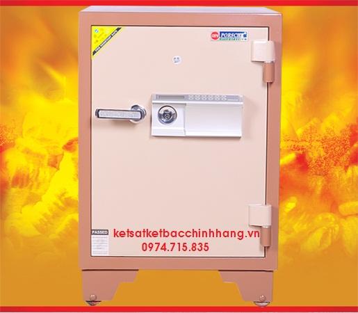 Két sắt PORSCHE KS160 điện tử Hàn Quốc