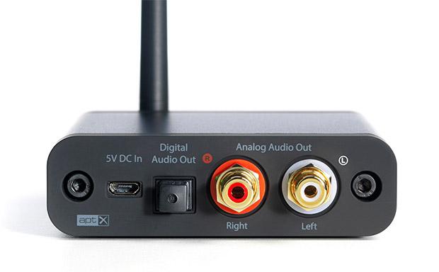 Thiết bị thêm bluetooth cho loa, dàn âm thanh AudioEngine B1 Premium Bluetooth Music Receiver