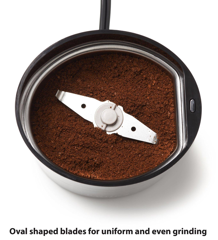 Máy xay cà phê, ngũ cốc mini KRUPS F203 Electric Coffee and Spice Grinder