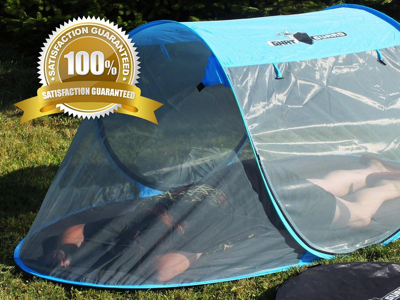 Lều cắm trại gấp gọn Gnat Guard Skyview Free-Standing Pop-Up Tent