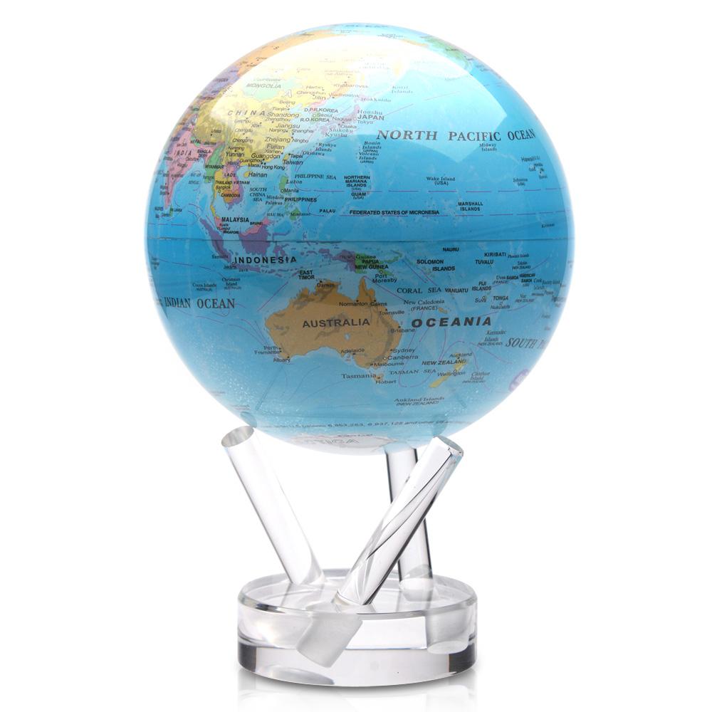 Quả địa cầu tự xoay MOVA Globe, không điện không pin