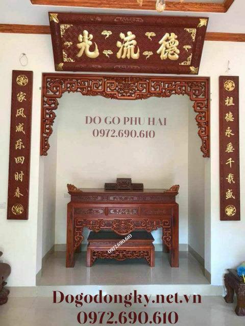 Bo hoanh phi cau doi gia re, Hoành Phi Câu Đối Giá Rẻ Furniture Đồ Thờ Đồng Kỵ