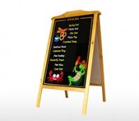 bảng menu đứng hai mặt ITALA