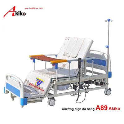 giường điện đa chức năng Akiko A89