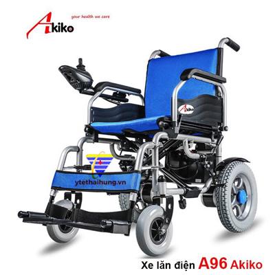 xe lăn điện Akiko A96