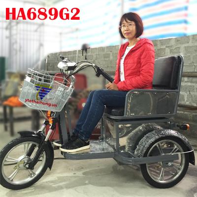 xe điện 3 bánh cho người khuyết tật