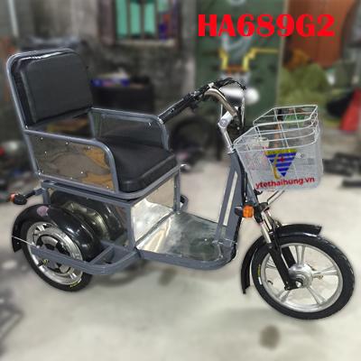 xe lăn điện 3 bánh cho người khuyết tật