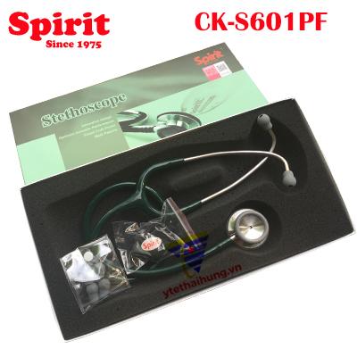 ống nghe y tế spirit ck-601pf