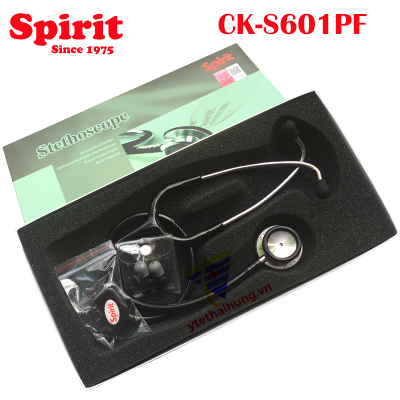 ống nghe y tế spirit ck-s601pf