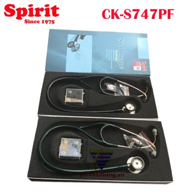 ống nghe y tế spirit CK-S747PF