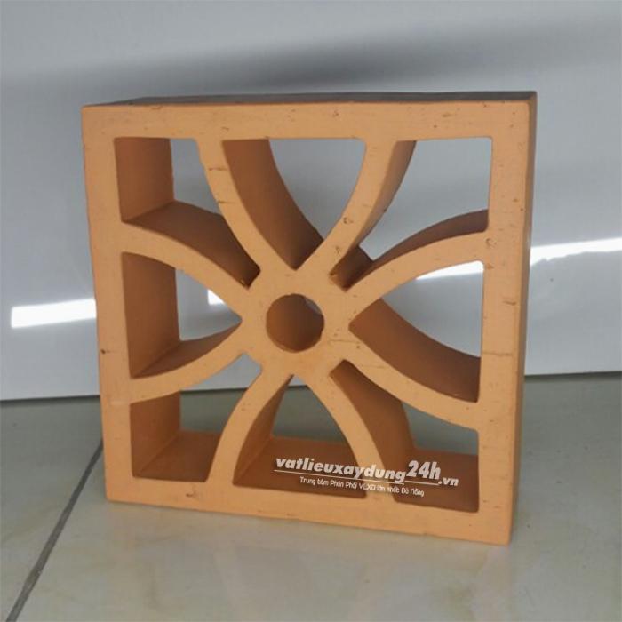 Gạch bông gió Tứ Diệp 20x20x6 cm