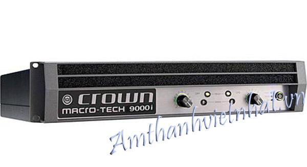Cục đẩy công suất Crown MA 9000i
