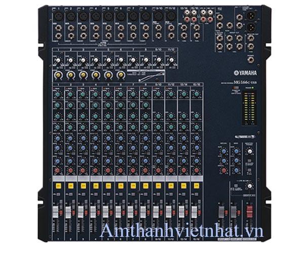 Bàn mixer YamahaMG-166CX