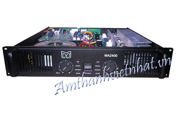 Cục đẩy công suất Show Martin MA 2400