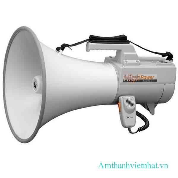 Loa phóng thanh cầm tay TOA ER-2230W có còi hụ
