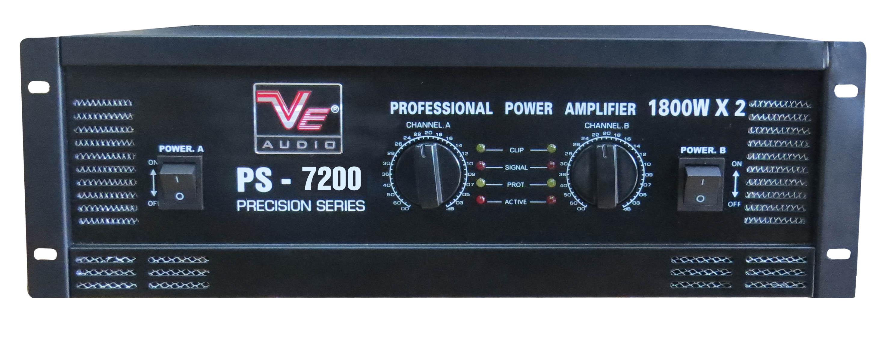 Cục đẩy công suất VE PS 7200