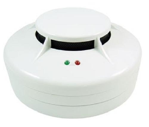 Đầu báo khói quang 12 VDC , 4 dây