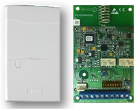 Wireless Receiver, 32 zones; 868 MHz