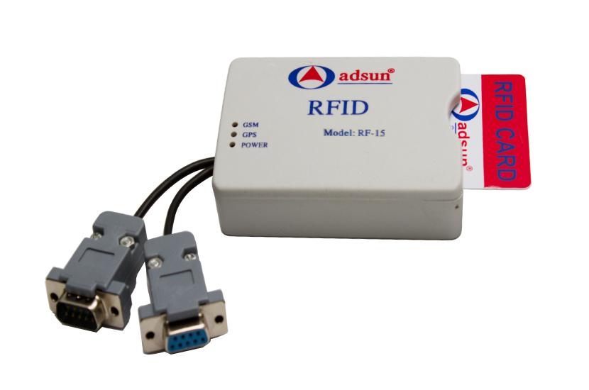 đầu đọc thẻ RFID ADSUN