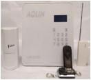 Bộ báo động 80 vùng không dây, 4 vùng có dây AL-8088