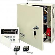 Bộ Trung tâm báo động 8 vùng có dây, 8 vùng không dây AL-9088