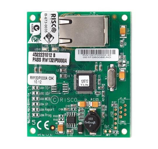 Module kết nối mạng (Plug-in IP Module)