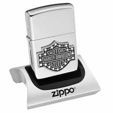 Zippo Harley Davidson Emblem