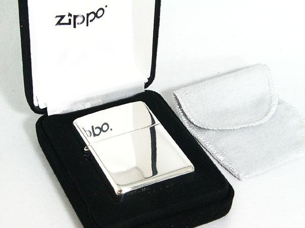 Zippo Sterling Silver High Polish