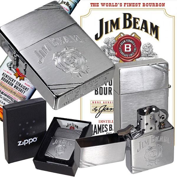 Zippo Jim Beam 1935 Replica