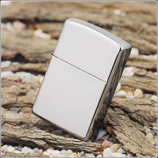 Zippo High Polished Chrome