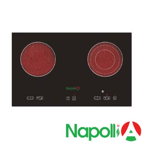 Bếp điện đôi Napoli NA 800K1